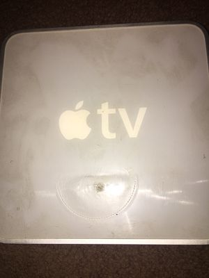 Apple TV 1st gen for Sale in Ansonia, CT