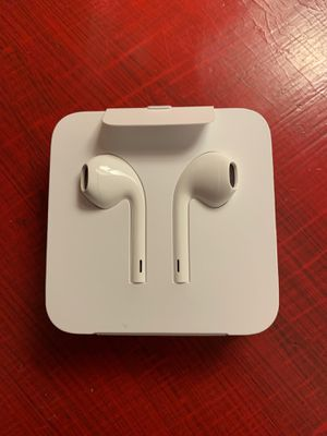 Apple Earbuds, Never Used for Sale in Lansdowne, VA