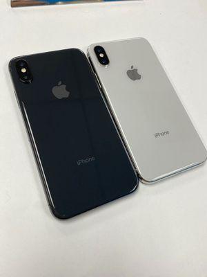 Apple iPhone X Unlocked for Sale in Lakewood, WA