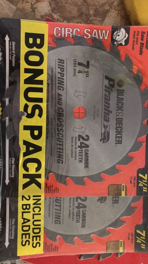 Circular Saw Blades for Sale in Avondale, AZ