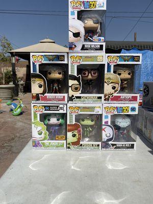 DC funko pop lot for Sale in Pico Rivera, CA