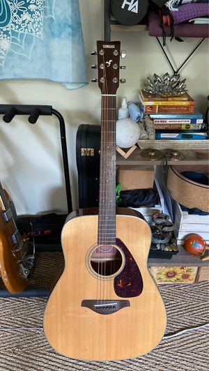 Yamaha fg700s great shape $100 for Sale in West Palm Beach, FL