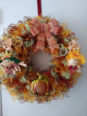 Fall Wreath for Sale in Newington, CT