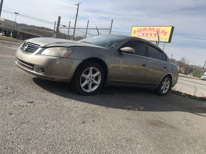 2006 Nissan Altima for Sale in Bowie, MD