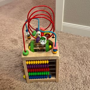 Wooden Play Cube Activity Center for Sale in Beaverton, OR