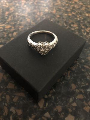 Real silver engagement ring! for Sale in Warner Robins, GA