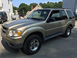 2001 FORD EXPLORER 4x4 for Sale in Weston, MA