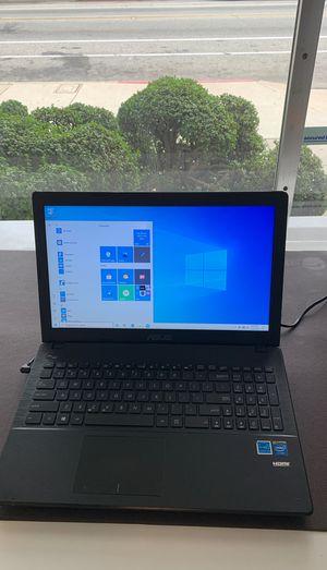 $149 OBO Asus x551m intel processor 4GB memory 500gb hard drive windows 10 se habla español for Sale in Commerce, CA