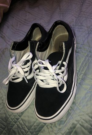 Black and white vans for Sale in Bakersfield, CA