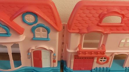 Kid Connection Folding Dollhouse for Sale in San Diego,  CA