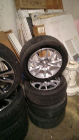 Konig Rims with Yokohama Tires for Sale in Columbus, OH