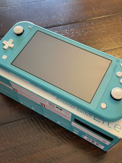 Nintendo Switch Lite for Sale in Clovis,  CA