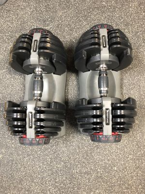 Dumbbell set with bench for Sale in Murfreesboro, TN