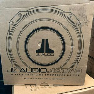 Jl audio 10tw3 on sale today message us for the best deals in la today for Sale in Downey, CA