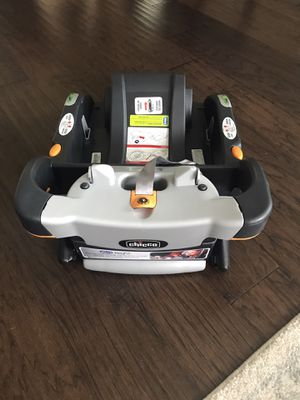 Chicco Keyfit Car Seat Base for Sale in Alexandria, VA