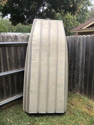 8ft Aluminum Jon Boat with Minn Kota Trolling motor for Sale in Austin, TX