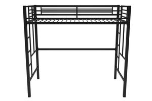 Metal loft bed frame for Sale in Yucaipa, CA