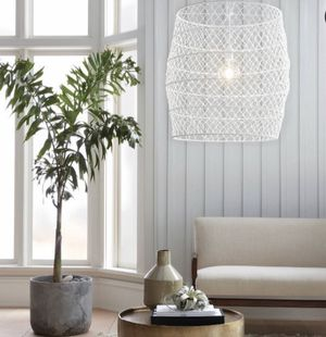 White Net Pendant Chandelier for Sale in Bedford, TX