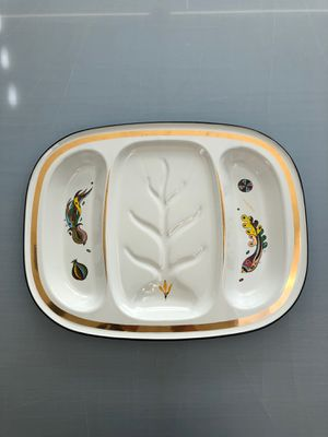 Mid Century Modern Georges Briard Enamel Tray for Sale in Spring Hill, FL
