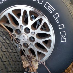 Jeep Wheels and Tires for Sale in Franklin, MA