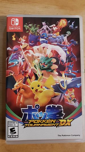 Nintendo Switch (Game) for Sale in Montebello, CA