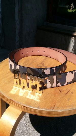 Bape Belt for Sale in Nashville, TN