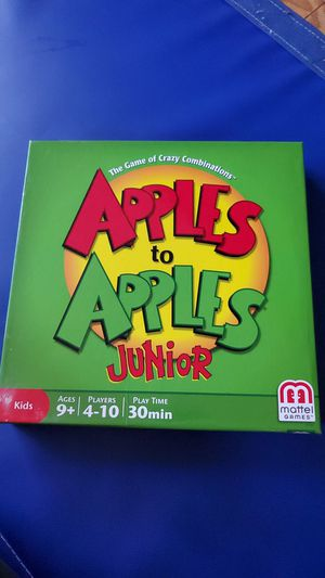 Apes to apples game for Sale in Los Angeles, CA