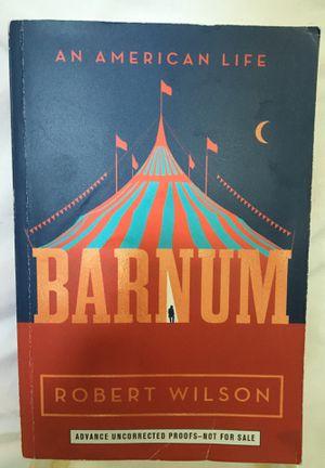 BARNUM: An American Life by Robert Wilson for Sale in Washington, DC