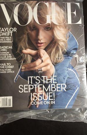 Vogue September 2019 for Sale in West Covina, CA