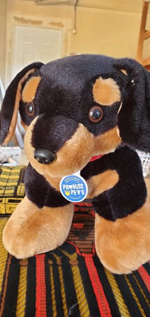 Build a Bear Promise Pets Stuffed Toy Daschund Dog for Sale in Orange, CA