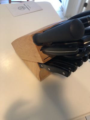 Knife Block for Sale in Austin, TX