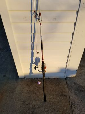 Shakespeare fishing pole for Sale in Bunker Hill, WV