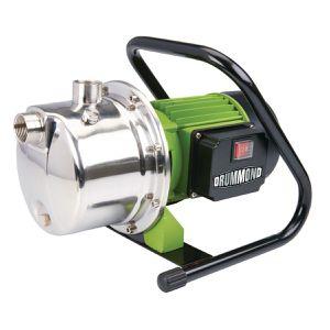 Drummond 1 HP Portable Sprinkler Pump 1075 GPH for Sale in Roseville, CA