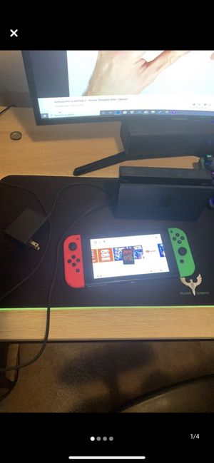 Nintendo switch for Sale in Fort Wayne, IN