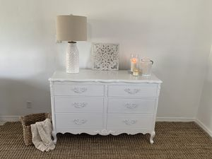 Dresser credenza buffet sideboard entryway console tv stand accent piece bar nursery vanity for Sale in Boca Raton, FL