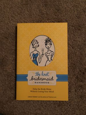 Bridesmaid Handbook for Sale in Knoxville, TN