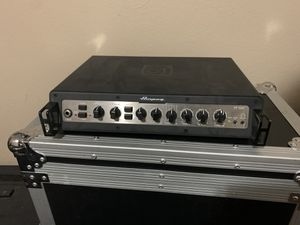 Amped PF500 bass head for Sale in Tempe, AZ