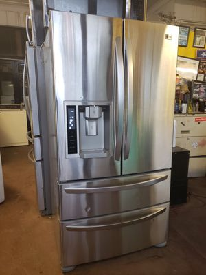 4 door frige for Sale in East Peoria, IL