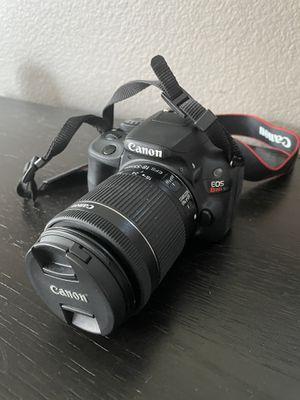 Canon EOS Rebel SL1 Bundle for Sale in Long Beach, CA