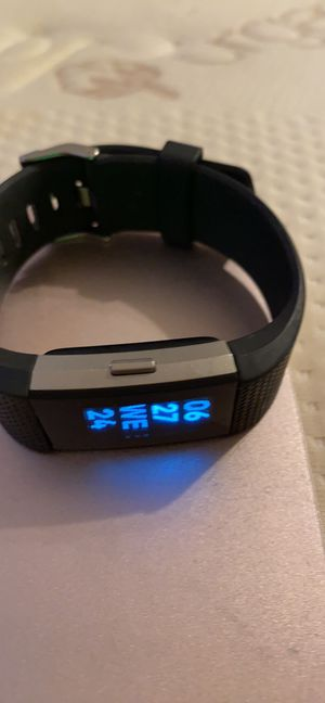 Charge 2 Fitbit. Like new for Sale in East Windsor, NJ