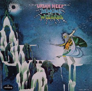 Uriah Heep Demons and Wizards for Sale in Salisbury, MD