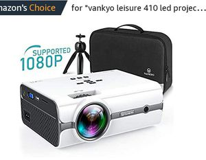 Vankeyo Leisure 410 Projector for Sale in Peoria, IL