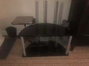 Entertainment stand for Sale in Tampa, FL