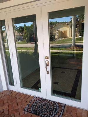 72 x 80 PGT non-impact double door for Sale in Wilton Manors, FL
