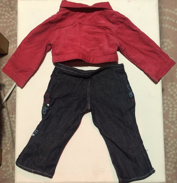 American Girl Doll Clothes (Mix And Match)