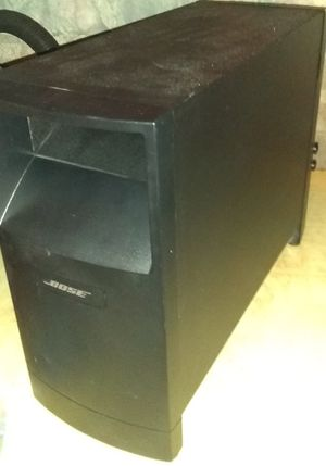 Bose Acoustimass Phase III Subwoofer for Sale in Plant City, FL
