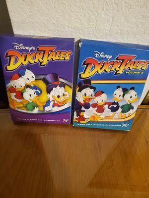 Ducktales Volume 1&3 both for 15.00dollars for Sale in Las Vegas, NV