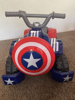 Captain America Electric ATV for Sale in Kissimmee, FL