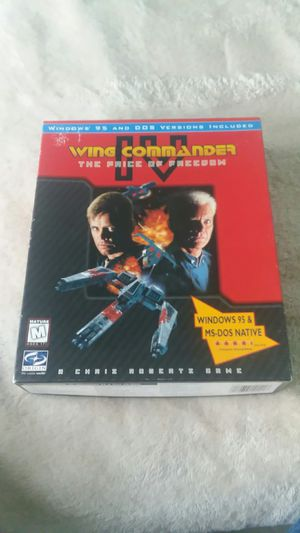 Wing Commander IV for Sale in Kingsley, PA