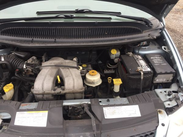 Dodge Caravan 2003 2 4 L Engine For Sale In Chicago Ridge  Il